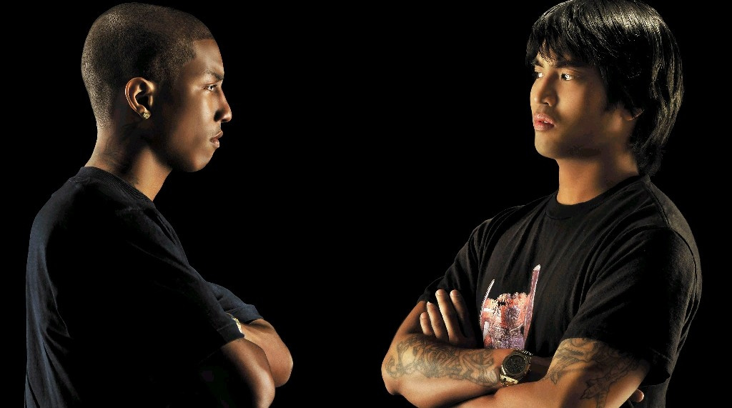 "Pharrell Williams und Chad Hugo sind gemeinsam ""The Neptunes""."