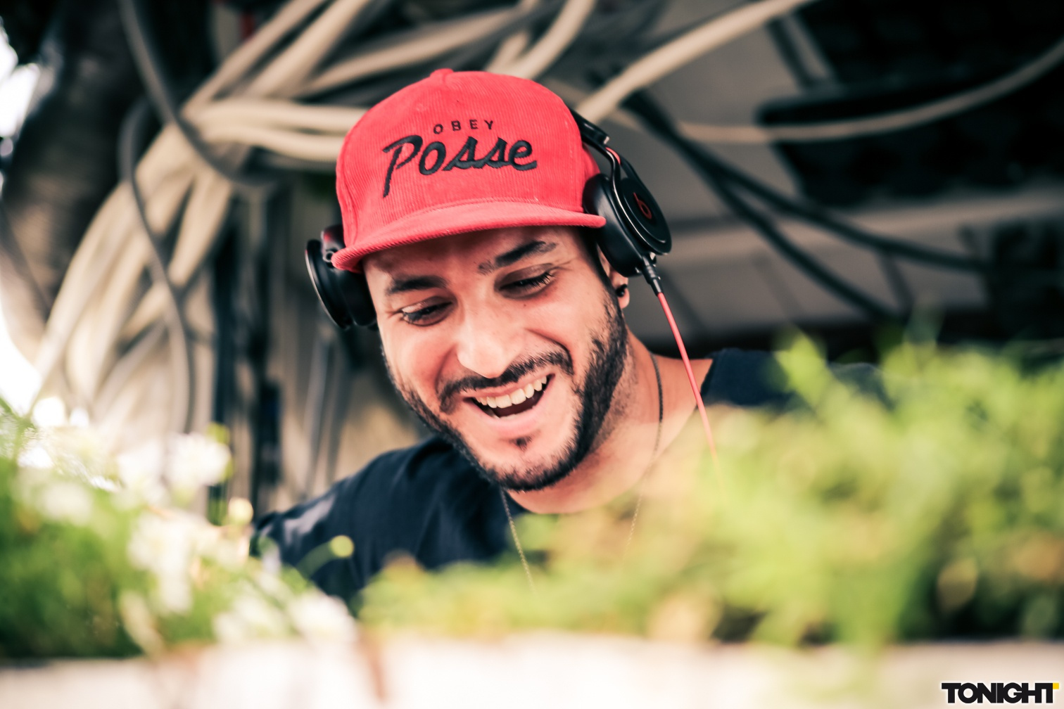 Homebase: Loco Dice in der Kiesgrube.