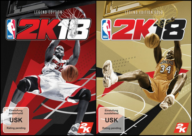 NBA 2K18 Gold and Legend Edition - image/jpeg