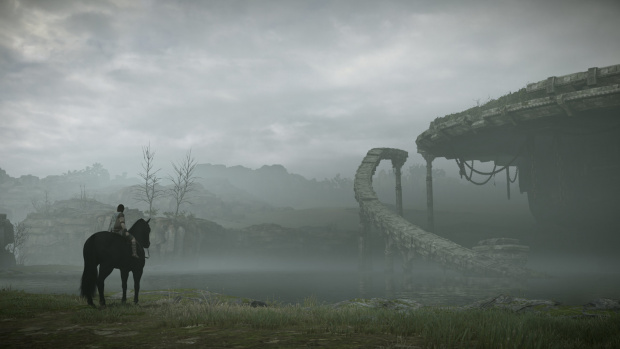shadow of the colossus ps4 Pferd - image/jpeg
