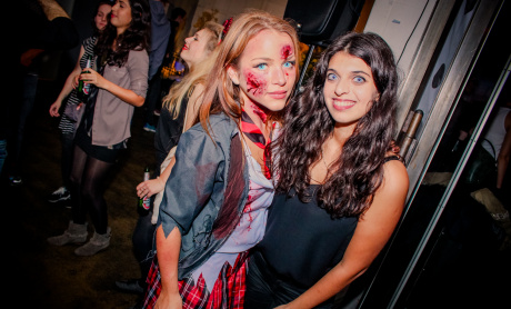 Halloween Hausparty - Trash 'n' Treat | Samstag, 31. Oktober 2015