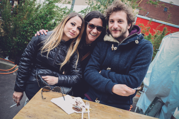 Street Food Festival | Sonntag, 17. April 2016