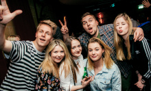 Osterparty   Sonntag, 1. April 2018