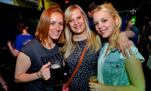 3 Jahre In Your Face | Freitag, 29. Mai 2015