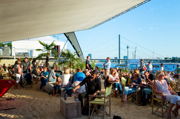 Beach-Club im Commerz Real Cinema | Freitag, 10. Juli 2015