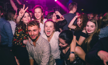 Blaulicht-Union Party | Freitag, 23. Februar 2018