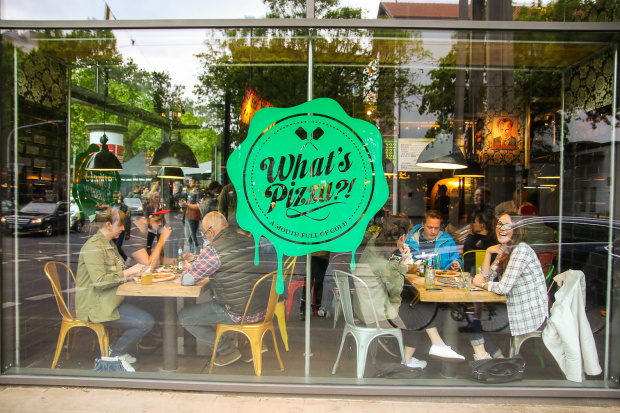 What's Pizza Official Opening | Freitag, 29. Mai 2015