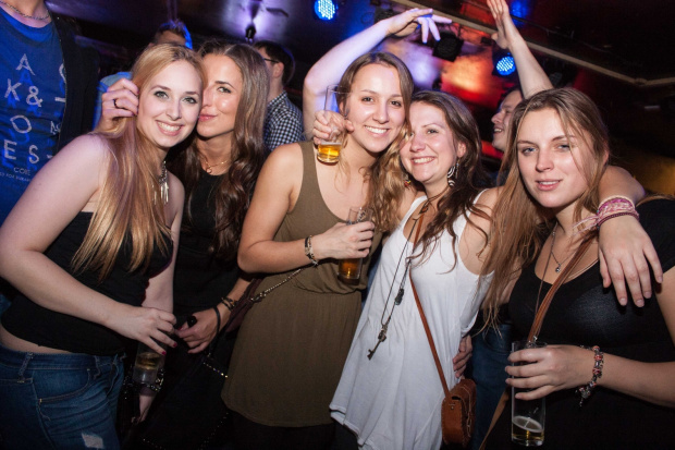 Back to the 90s &  2000s | Donnerstag, 6. November 2014
