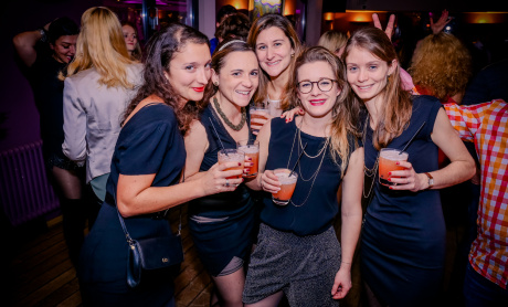 "Abschlussparty ""Night of the Bars"" 