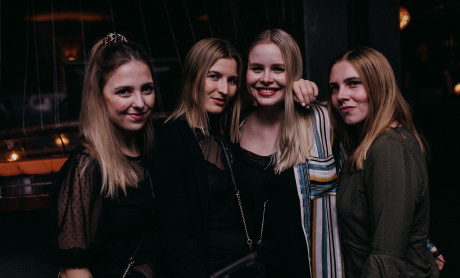 Freitagsparty | Freitag, 22. November 2019