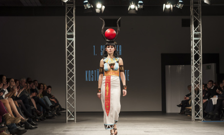 Fashion Show vom Fashion Design Institut  | Freitag, 27. Februar 2015