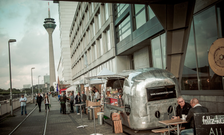 Food Truck Roll Up | Samstag, 19. September 2015