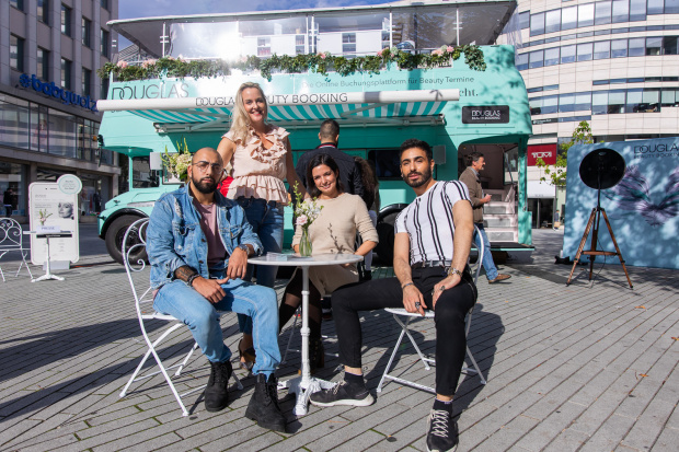 Douglas Beauty Booking Pop-Up | Montag, 14. Oktober 2019