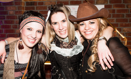 Wanted!!! Cowboys & Indianer | Samstag, 10. Februar 2018