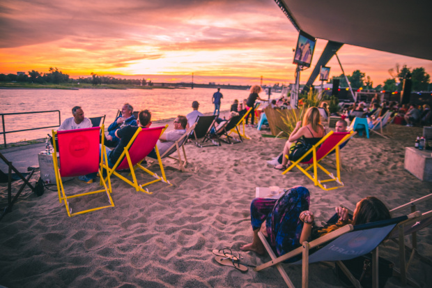 Soft-Opening Beach Club im Open Air Kino | Freitag, 7. Juli 2017