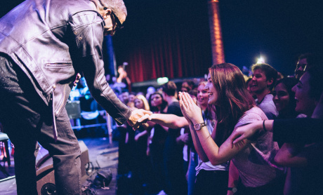 Ryan Leslie and his Electrifying Live Band | Donnerstag, 5. November 2015