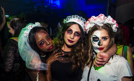 Just Cavalli Wild Halloween pres.by Showroom & Antidepressiva | Dienstag, 31. Oktober 2017
