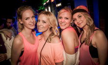 Jogginghoos Party | Samstag, 14. Februar 2015
