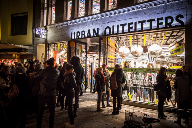 Urban Outfitters Launch   Donnerstag, 21. November 2013