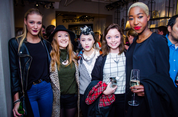 Scotch & Soda Store Opening Party | Donnerstag, 26. März 2015