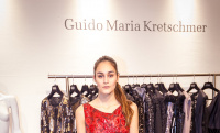 Showroom: Guido Maria Kretschmer, Gloria Sarah Dieth & Nikkie | Sonntag, 2. Februar 2014