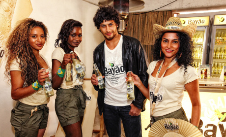Feel Brazil Go Bayao! Pre Party | Samstag, 27. August 2011