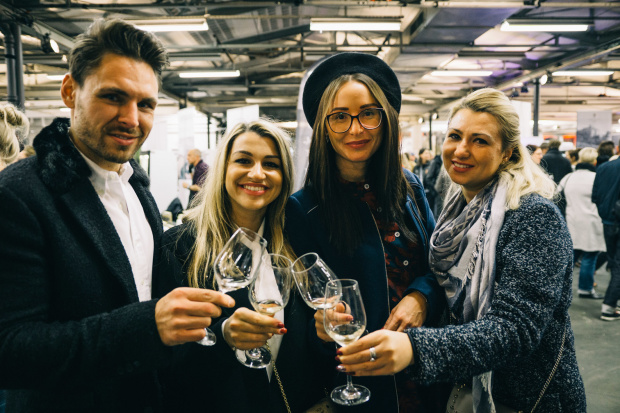 Wine & Taste | Freitag, 2. November 2018