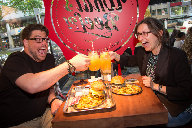 Double Up - Opening Party | Freitag, 23. Mai 2014