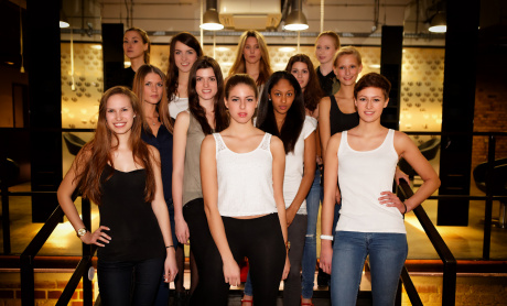 Beauties and the Beats-Casting | Mittwoch, 6. März 2013