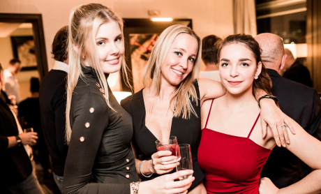 Billionaires Nightlife Rooftop Edition | Samstag, 4. Februar 2017
