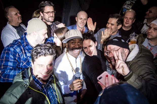 Kurtis Blow and guests: Old School Night | Freitag, 16. Februar 2018