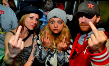 """DTown Undead - Label """"Rock"""" Party 