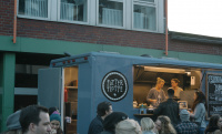 Street Food Festival | Samstag, 8. November 2014