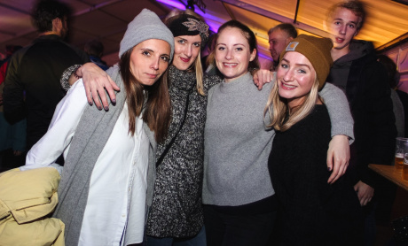 Big Air Freestyle Aftershow-Partys   Freitag, 1. Dezember 2017