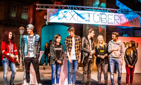 XXL Tuberday | Samstag, 16. April 2016