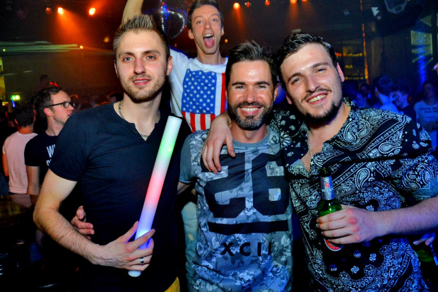 Gay Happening | Sonntag, 5. April 2015