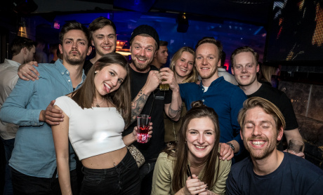Samstagsparty | Samstag, 13. April 2019