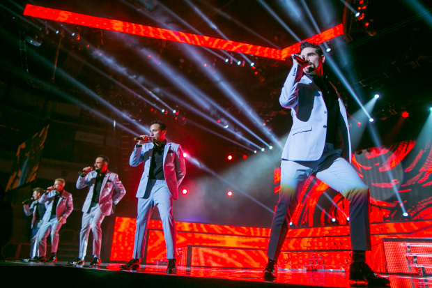 "Backstreet Boys ""In a world like this""-Tour 