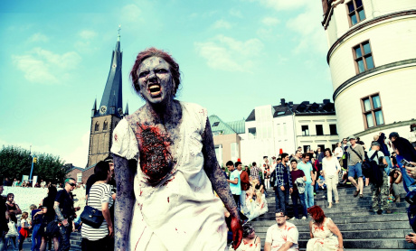 Zombiewalk | Sonntag, 7. September 2014