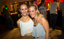 Diamond Lounge mit Tocadisco | Samstag, 2. August 2014