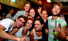 Freitagsparty | Freitag, 19. September 2014