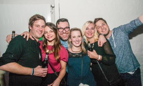 The Miracle 5 - Silvester 2014/2015 | Mittwoch, 31. Dezember 2014