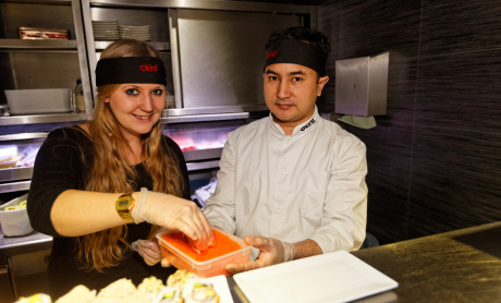 TONIGHT macht Sushi | Donnerstag, 21. Februar 2013